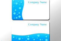 Free Blank Business Card Templates Open Office With For pertaining to Open Office Brochure Template
