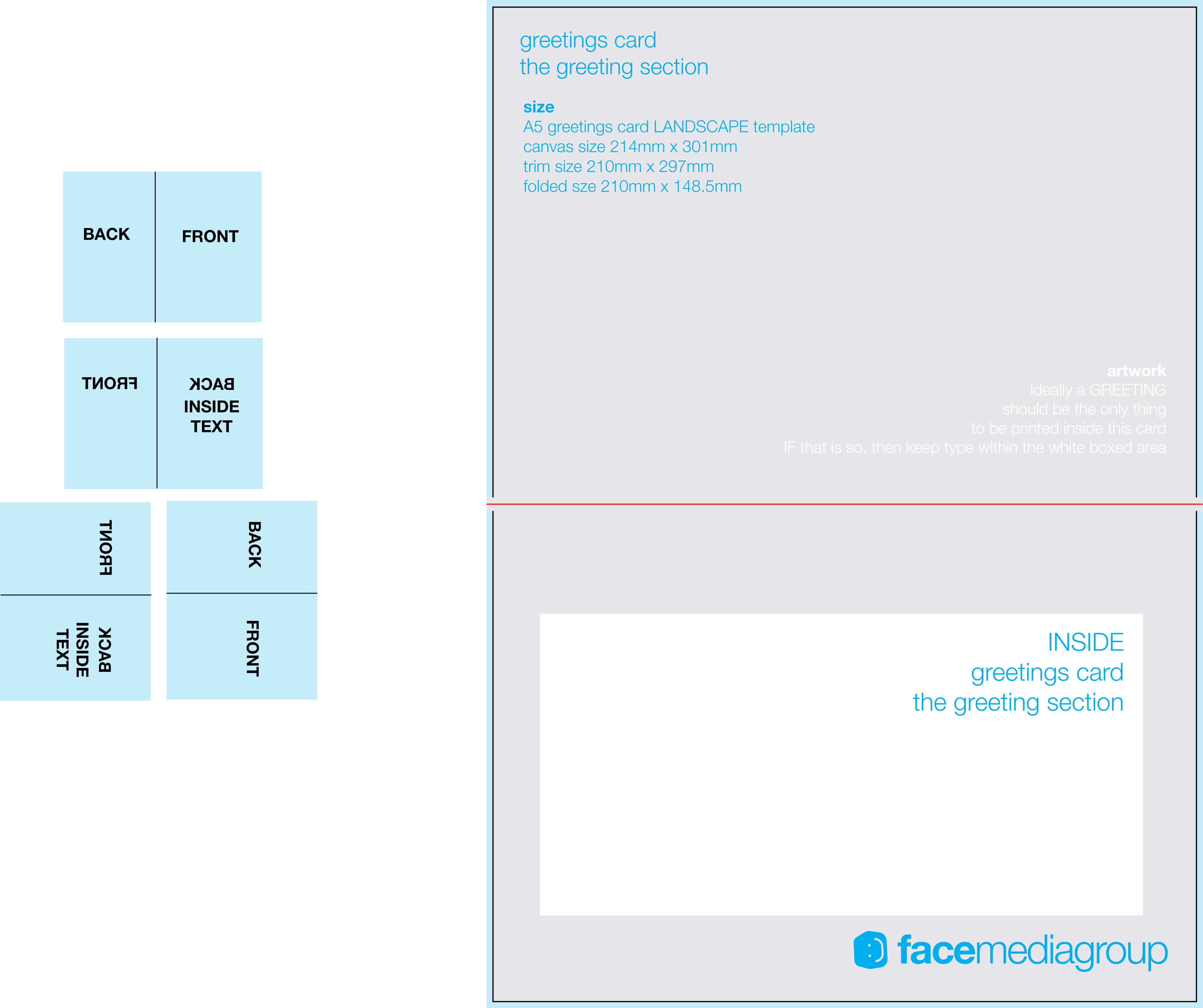 Free Blank Greetings Card Artwork Templates For Download Throughout 4X6 Photo Card Template Free