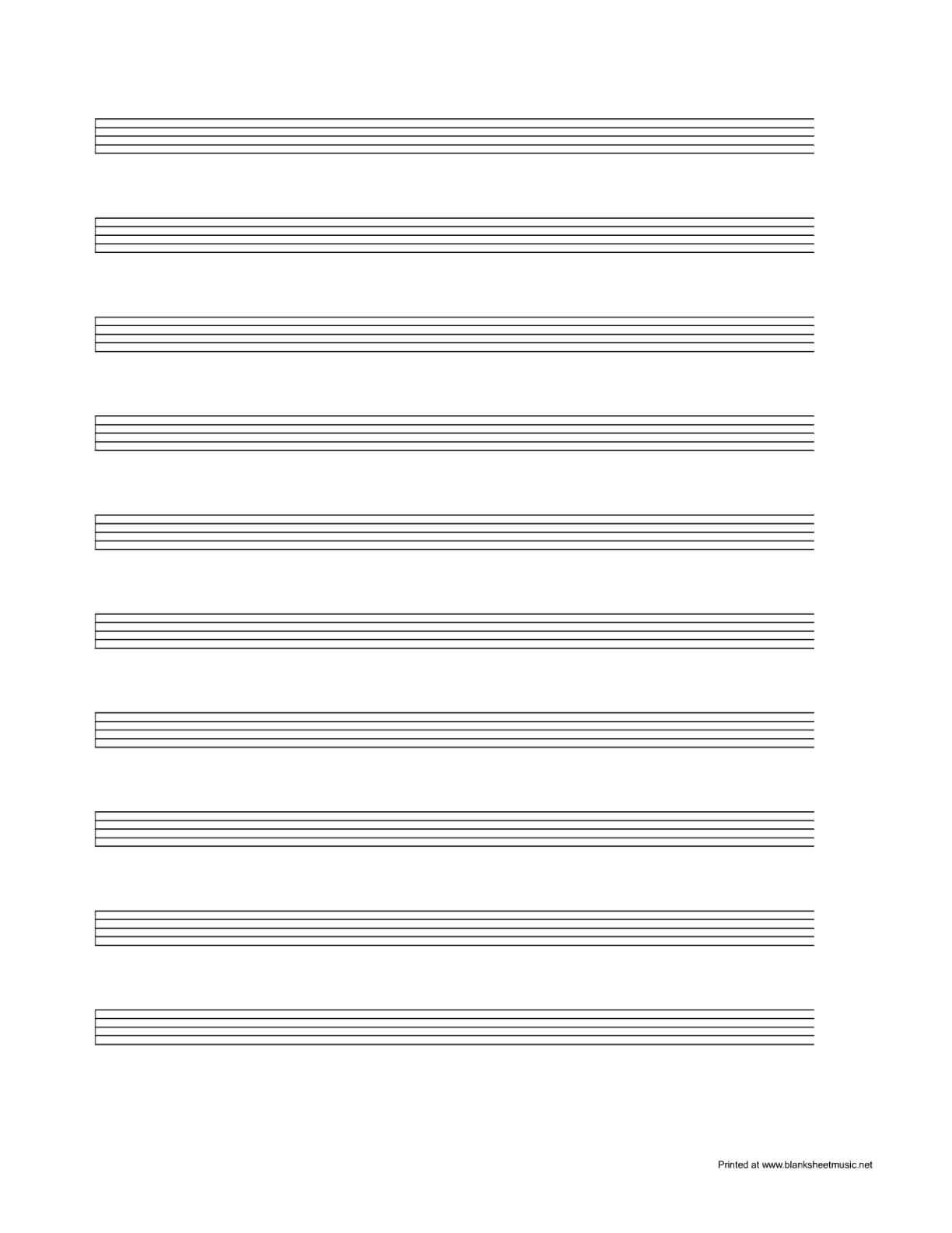 Free Blank Staff Cliparts, Download Free Clip Art, Free Clip with Blank Sheet Music Template For Word