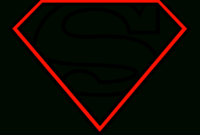 Free Blank Superman Logo, Download Free Clip Art, Free Clip in Blank Superman Logo Template