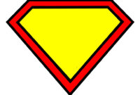 Free Blank Superman Logo, Download Free Clip Art, Free Clip pertaining to Blank Superman Logo Template