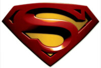 Free Blank Superman Logo, Download Free Clip Art, Free Clip within Blank Superman Logo Template