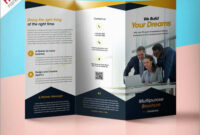 Free Brochure Templates For Word Letter Sample Travel Bifold inside Free Church Brochure Templates For Microsoft Word