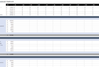 Free Budget Templates In Excel | Smartsheet throughout Annual Budget Report Template
