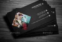 Free Business Card Templates Psd Top 18 Mockup In 2018 throughout Free Business Card Templates For Photographers