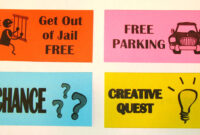 Free Card: Get Out Of Jail Free Card Monopoly inside Get Out Of Jail Free Card Template