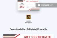Free Carwash Gift Certificate | Certificate Templates intended for Gift Certificate Template Indesign
