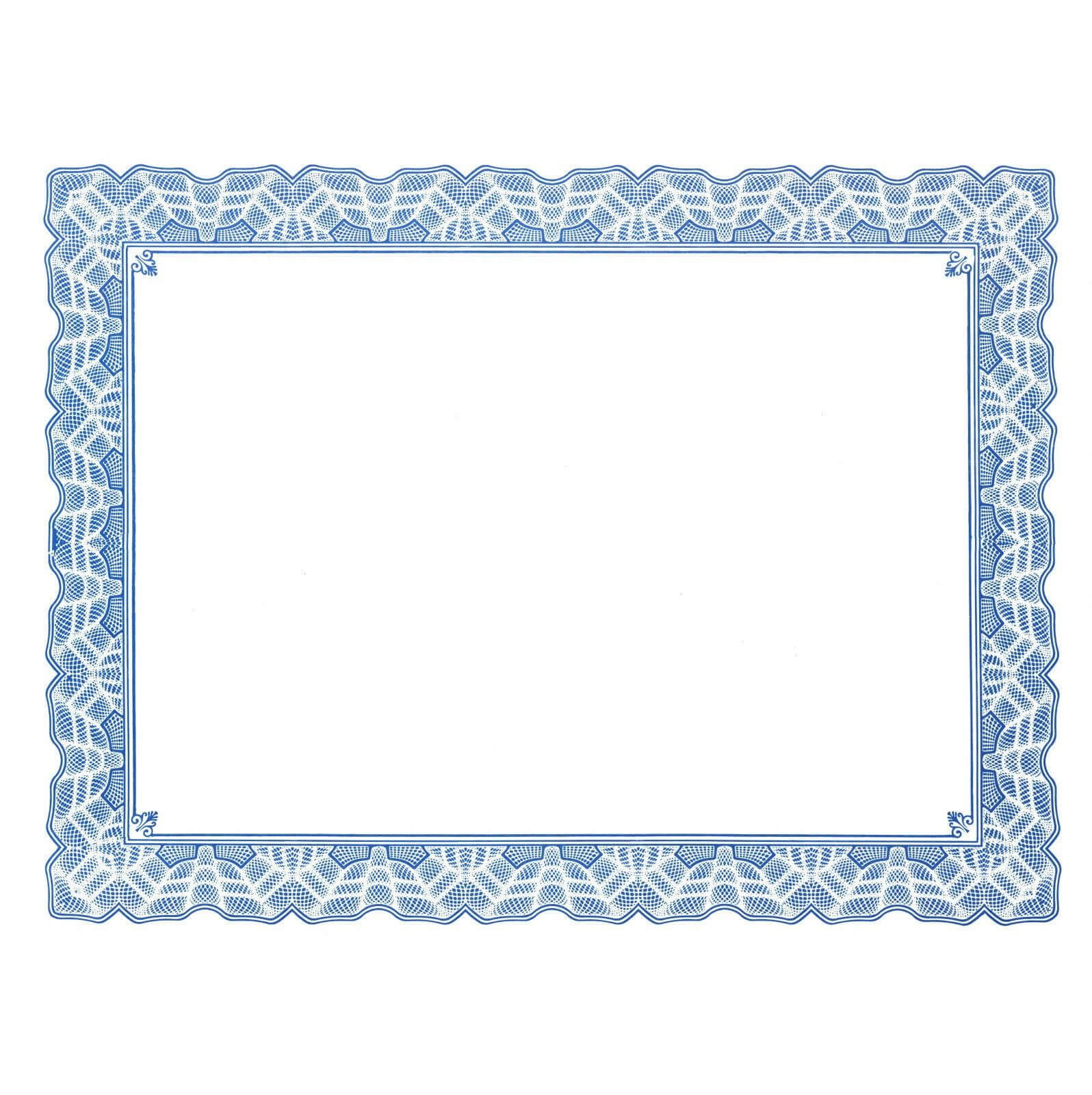 Free Certificate Border Templates For Word with regard to Free Certificate Templates For Word 2007