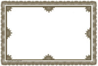 Free Certificate Borders To Download inside Award Certificate Border Template