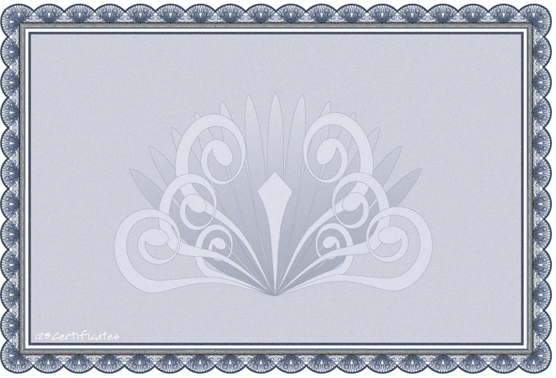 Free Certificate Borders To Download throughout Landscape Certificate Templates