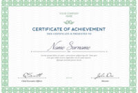 Free Certificates Templates (Psd) in Update Certificates That Use Certificate Templates
