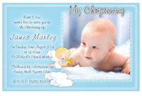 Free Christening Invitation Template Download | Baptism With Baptism Invitation Card Template