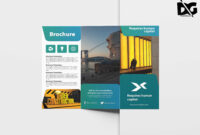 Free Clean Tri-Fold Brochure Template | Free Psd Mockup with regard to Cleaning Brochure Templates Free