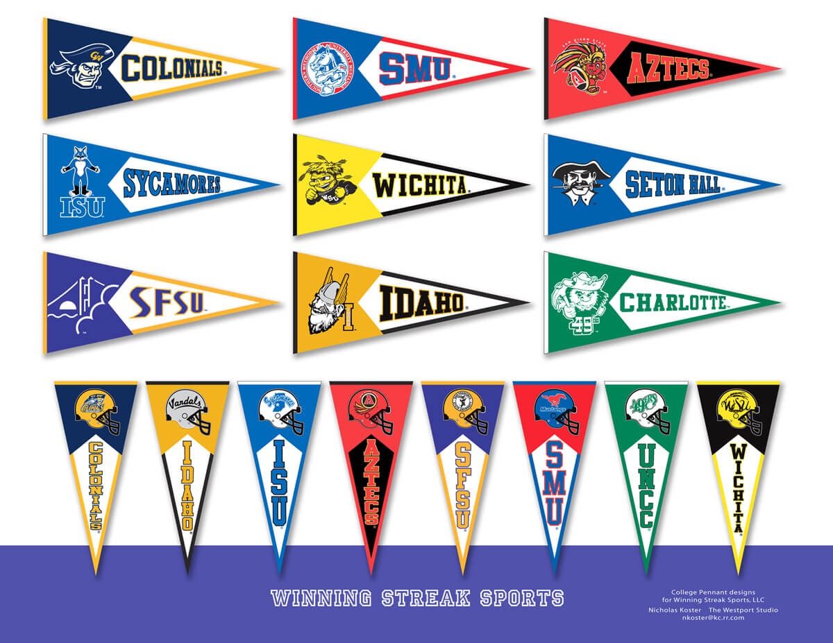 Free College Pennant Cliparts, Download Free Clip Art, Free For College Banner Template