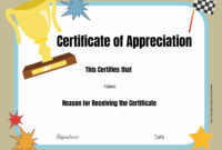 Free Custom Certificate Templates | Instant Download inside Running Certificates Templates Free
