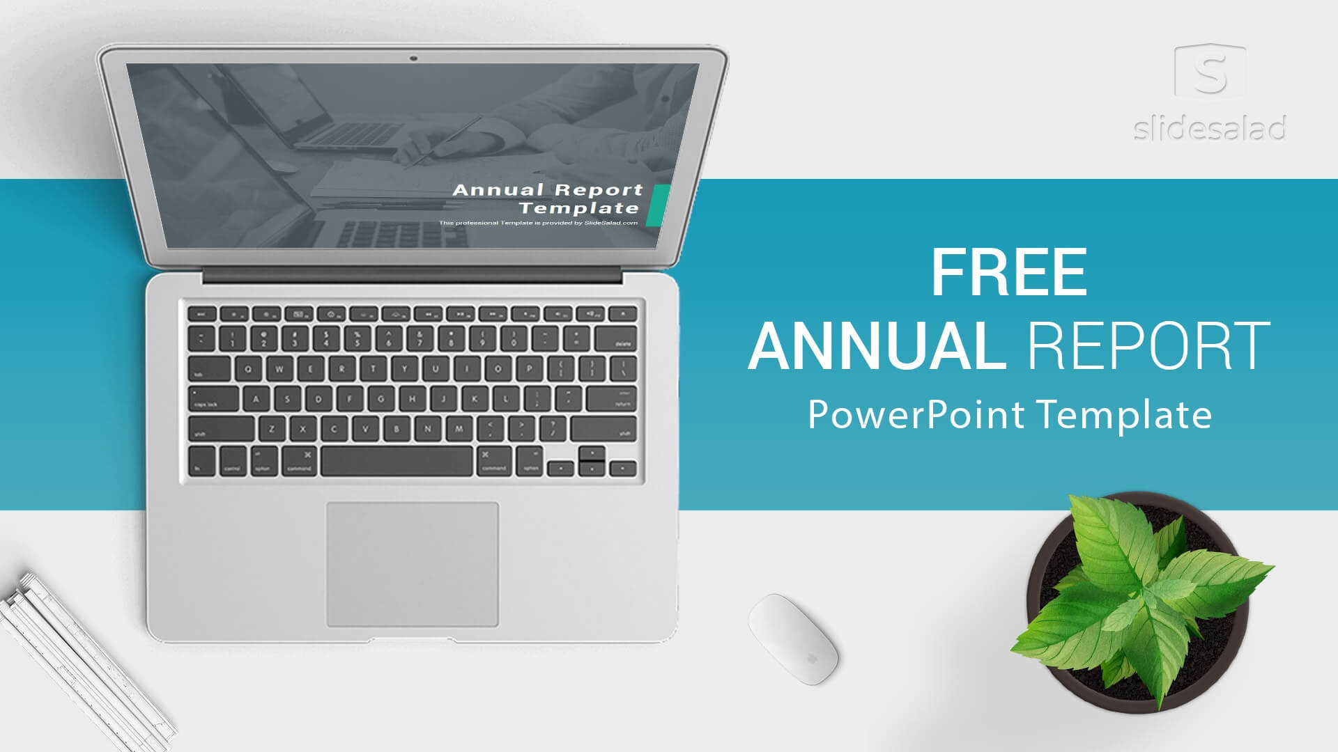 Free Download Annual Report Powerpoint Template For regarding Annual Report Ppt Template