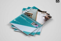 Free Download Health Care A4 Brochure Template | Free Psd Mockup intended for Healthcare Brochure Templates Free Download