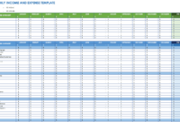 Free Expense Report Templates Smartsheet pertaining to Daily Expense Report Template