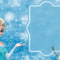 Free Frozen Party Invitation Template Download + Party Ideas throughout Frozen Birthday Card Template