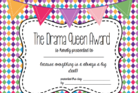 Free Funny Awards! | Fun For Lou | Fun Awards, Funny intended for Funny Certificates For Employees Templates