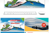 Free General Dynamic Ppt Template For Tourist Industry And in Powerpoint Templates Tourism