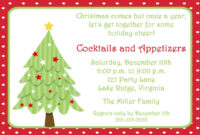 Free Holiday Invite Templates | Template Business throughout Free Christmas Invitation Templates For Word
