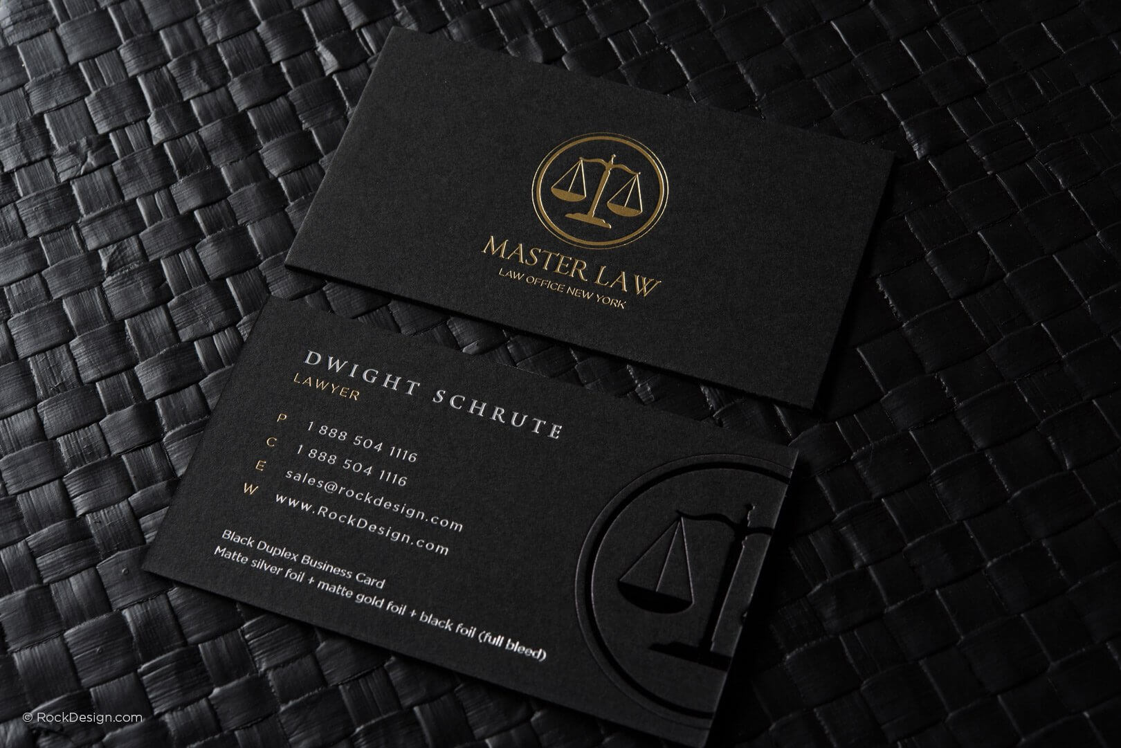 Free Lawyer Business Card Template   Rockdesign With Legal Business Cards Templates Free