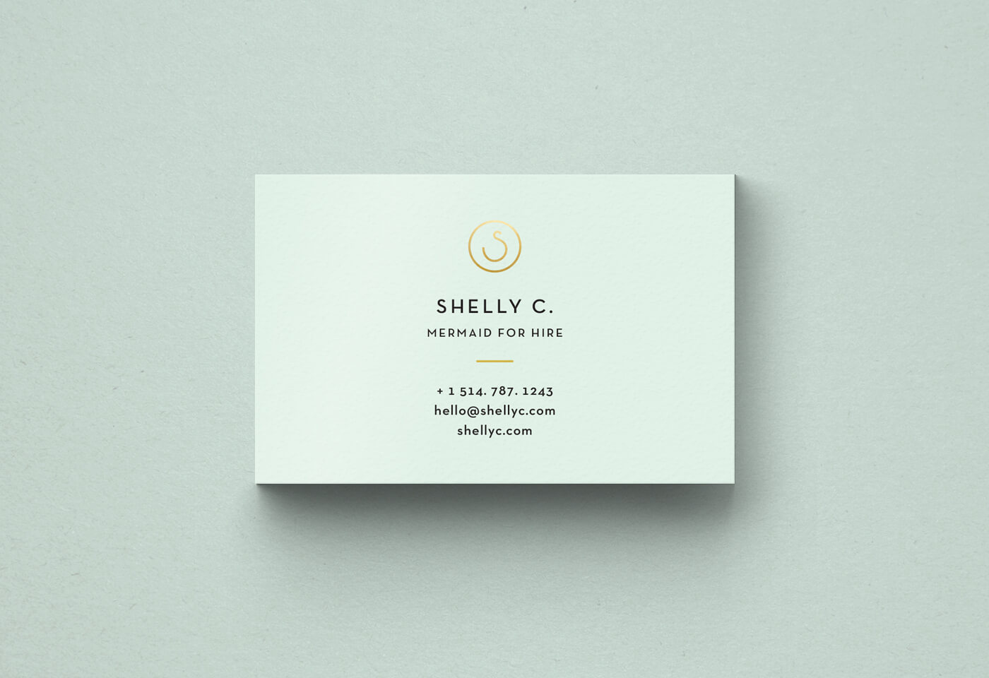 Free Minimal Business Card Template pertaining to Free Complimentary Card Templates