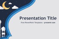 Free Mosque Powerpoint Template – Prezentr Powerpoint in Depression Powerpoint Template