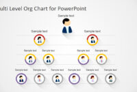 Free Multi-Level Org Chart For Powerpoint with Microsoft Powerpoint Org Chart Template