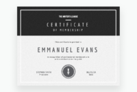 Free Online Certificate Maker: Create Custom Designs Online with regard to Guinness World Record Certificate Template
