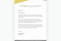 Free Online Letterhead Maker With Stunning Designs – Canva throughout Headed Letter Template Word