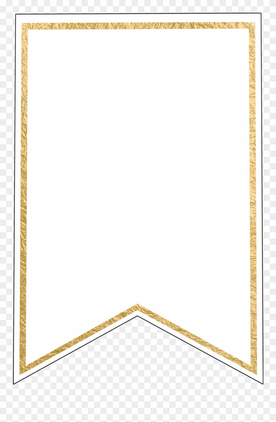 Free Pennant Banner Template, Download Free Clip Art In regarding Letter Templates For Banners