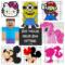 Free Perler Bead Patterns For Kids! – U Create Inside Blank Perler Bead Template