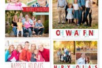 Free Photoshop Holiday Card Templates From Mom And Camera For Free Christmas Card Templates For Photographers