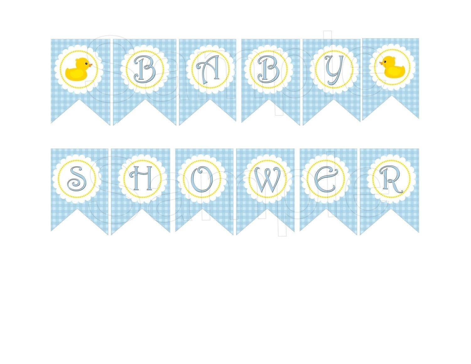 Free Printable Baby Shower Banner Templates | Website Templates Inside Baby Shower Banner Template