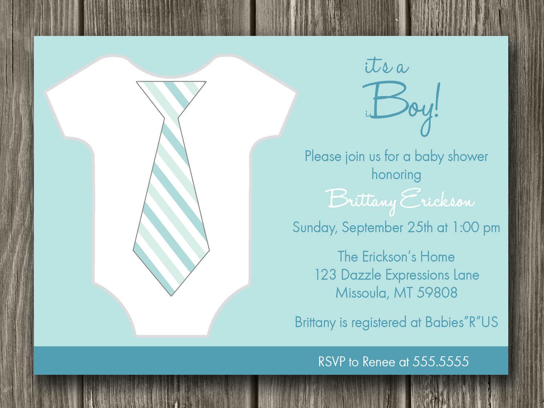 Free Printable Baby Shower Invitation — Metal Decorations within Free Baby Shower Invitation Templates Microsoft Word