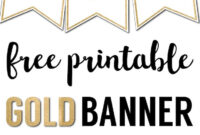 Free Printable Banner Letters Templates | Printable Banner regarding Bride To Be Banner Template