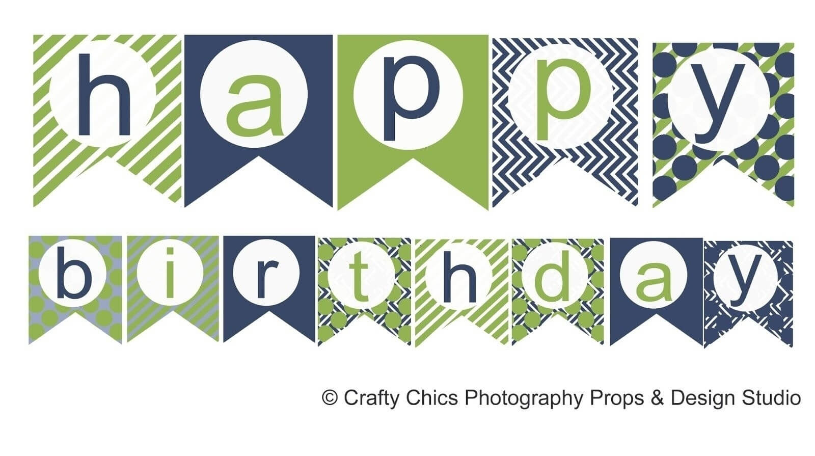 Free Printable Birthday Signs Banner Letters Pdf Happy throughout Free Printable Party Banner Templates