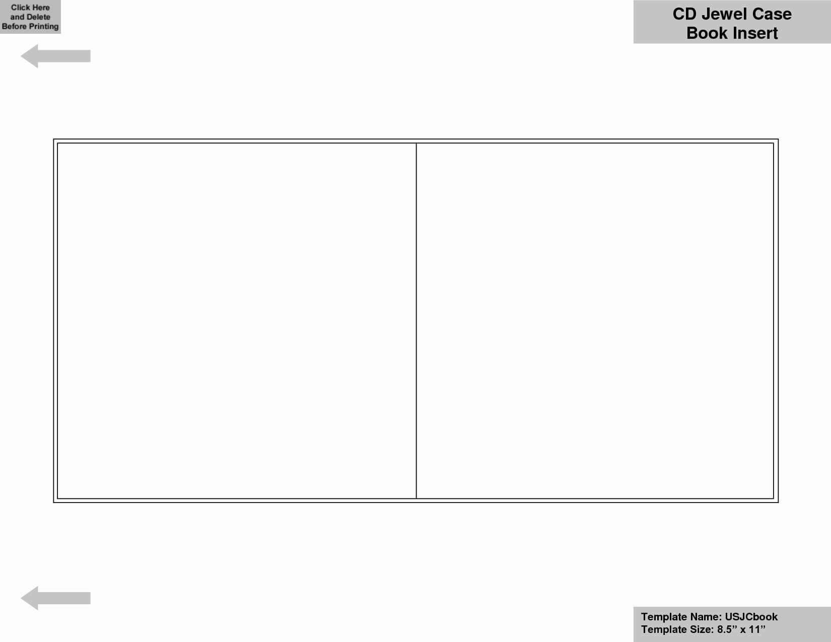 Free Printable Cd Sleeve Template Or Blank Cd Template Word With Blank Cd Template Word