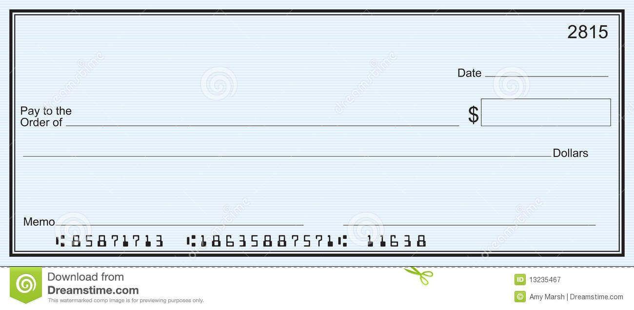 Free Printable Checks Template | Printable Checks, Templates Regarding Blank Cheque Template Download Free