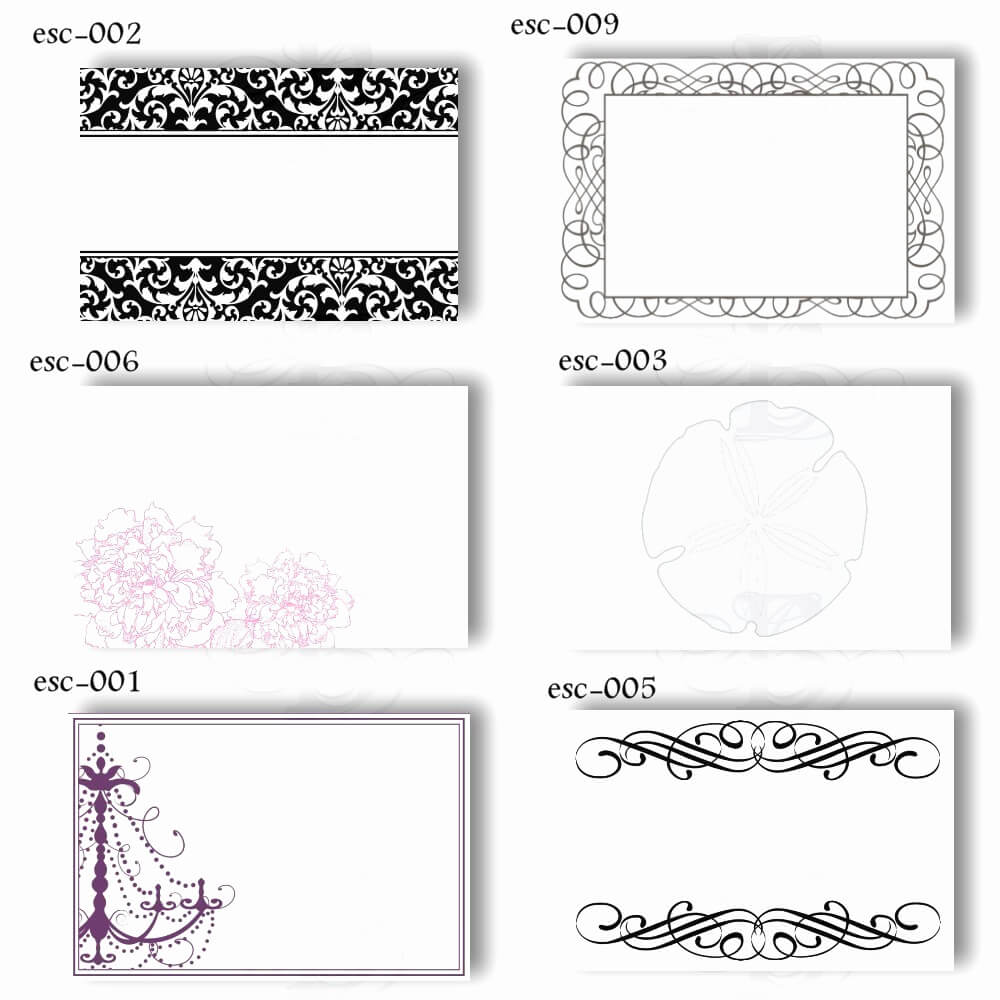 Free Printable Christmas Table Place Cards Template For pertaining to Free Place Card Templates Download