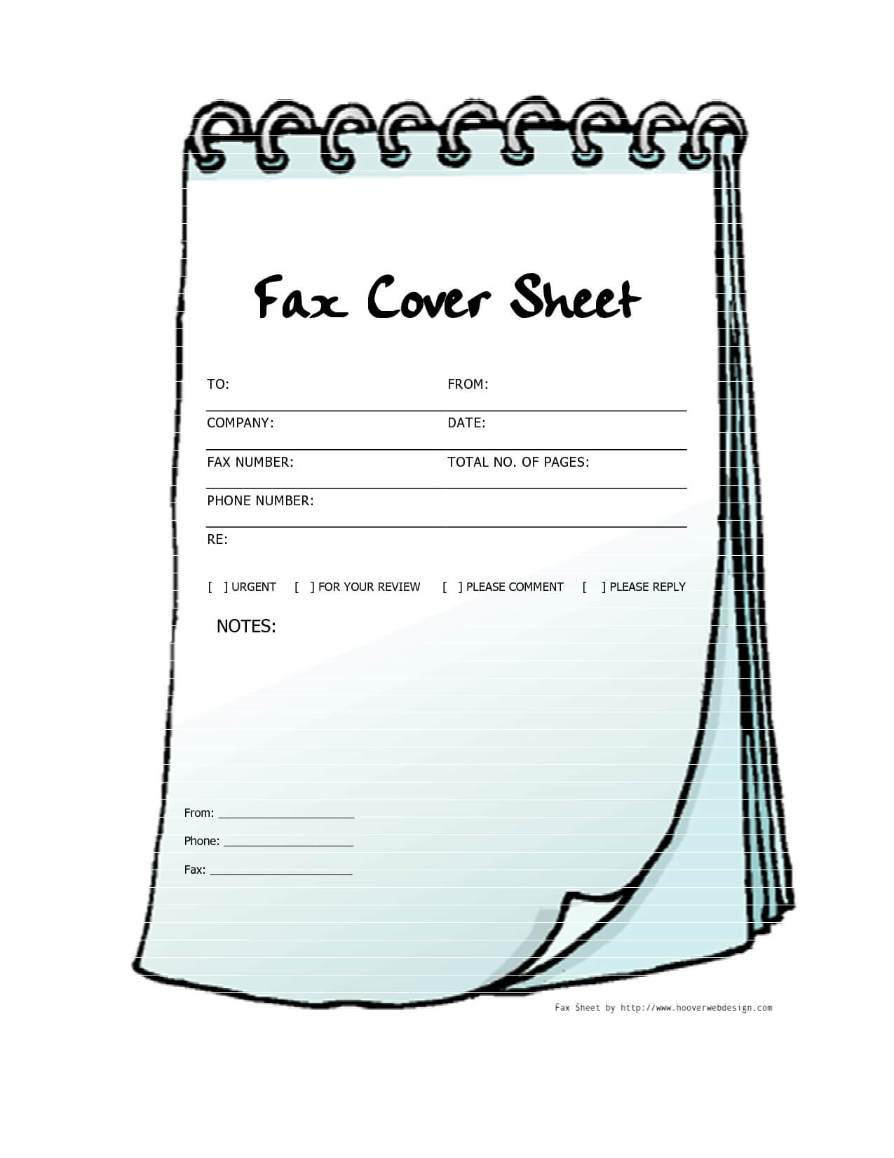Free Printable Fax Cover Sheets | Free Printable Fax Cover regarding Fax Template Word 2010