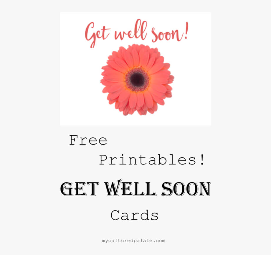 Free Printable Get Well Cards Pin - Free Printable Printable with Get Well Soon Card Template