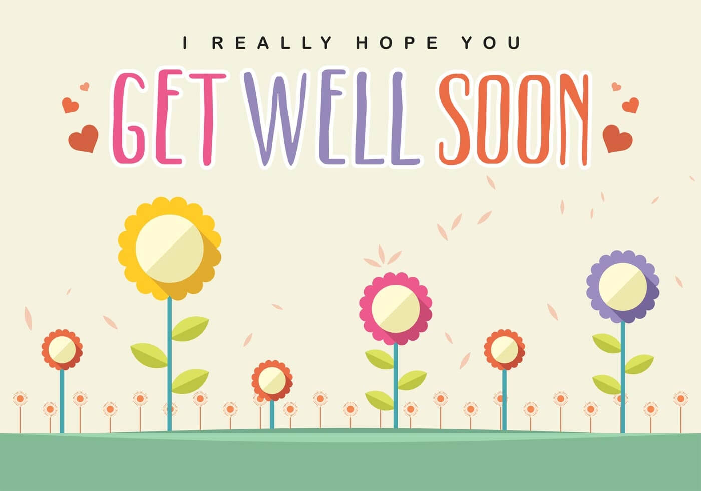 Free Printable Get Well Soon Cards | Free Printable for Get Well Soon Card Template