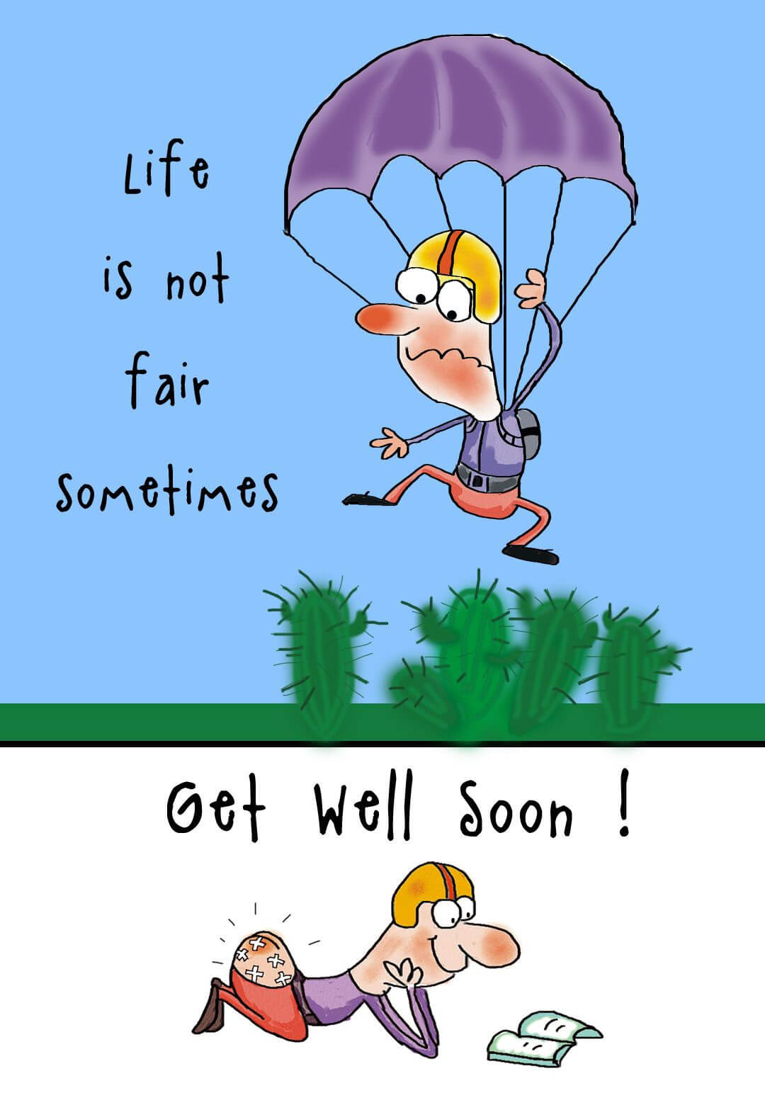Free Printable Get Well Soon Greeting Card | Get Well Soon intended for Get Well Soon Card Template