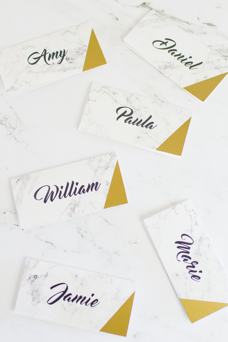 Free Printable Place Names | Bespoke-Bride: Wedding Blog throughout Free Place Card Templates Download