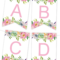 Free Printables | Birthday Banner | Free Printable Banner Pertaining To Diy Party Banner Template