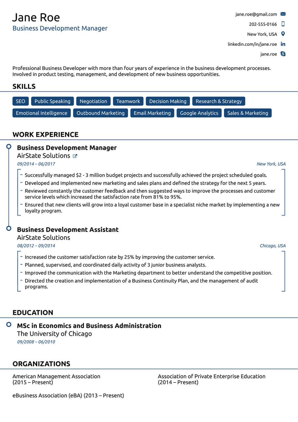 Free Resume Templates For 2019 [Download Now] Inside Combination Resume Template Word