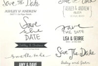 Free Save The Date Templates For Word Prettier – Wovensheet.co within Save The Date Template Word
